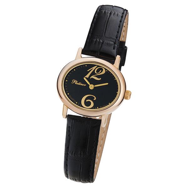 Женские золотые часы «Аврора» Арт.: 74150.506