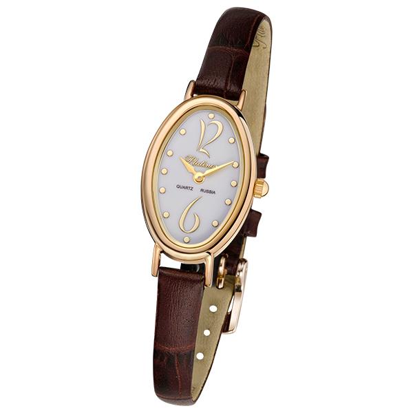 Женские золотые часы «Марианна» Арт.: 74430.106