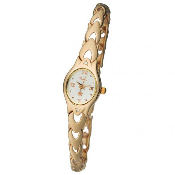 Женские золотые часы «Илона» Арт.: 78251.116