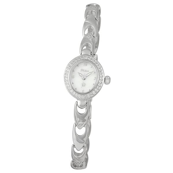Женские серебряные часы «Аманда» Арт.: 78306.306