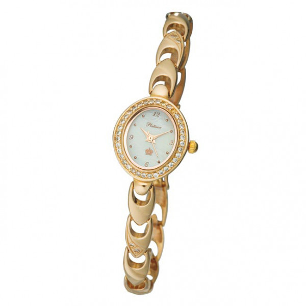 Женские золотые часы «Аманда» Арт.: 78356.306