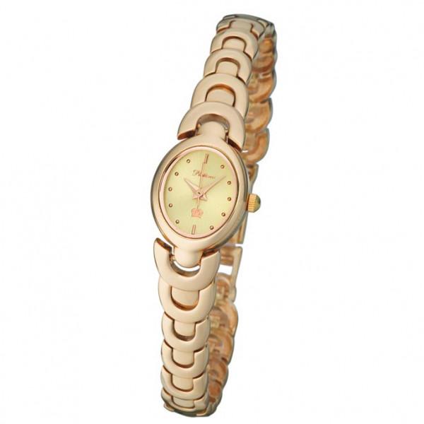 Женские золотые часы «Паула» Арт.: 78750.401