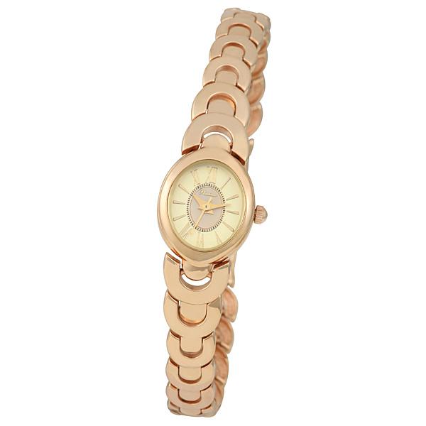 Женские золотые часы «Паула» Арт.: 78750.417