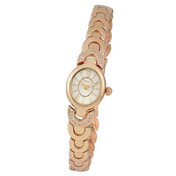 Женские золотые часы «Паула» Арт.: 78751.217