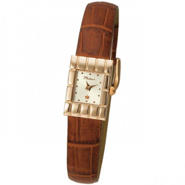 Женские золотые часы «Линда» Арт.: 90150.201