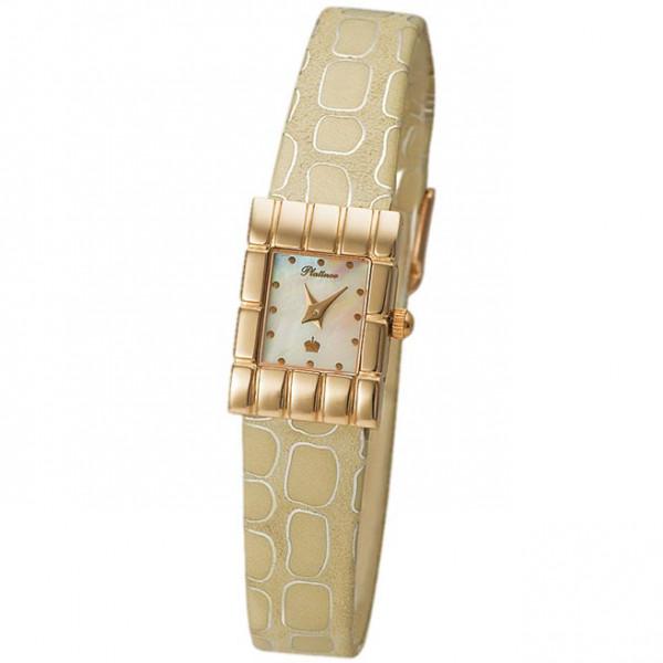 Женские золотые часы «Линда» Арт.: 90150.301
