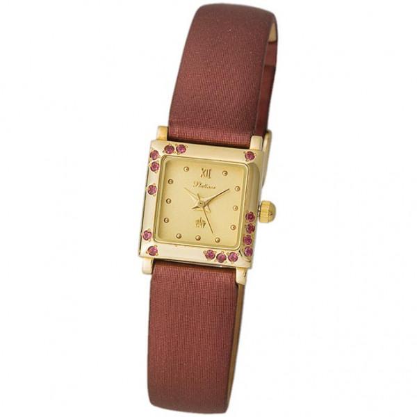 Женские золотые часы «Джулия» Арт.: 90217.416