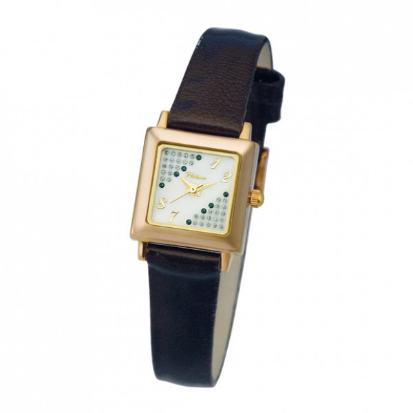 Женские золотые часы «Джулия» Арт.: 90250.327