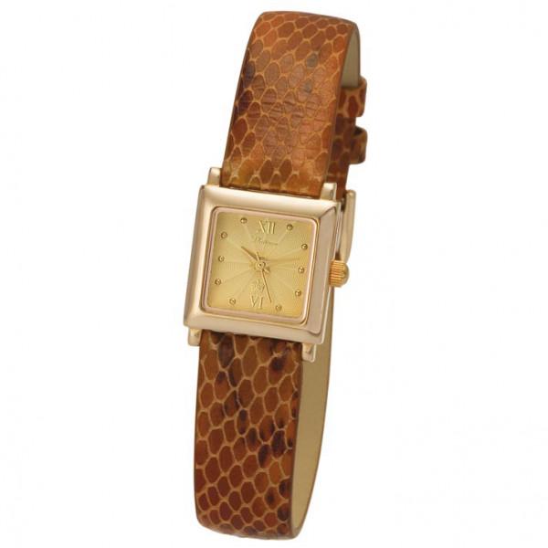 Женские золотые часы «Джулия» Арт.: 90250.422