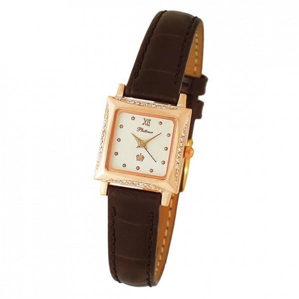 Женские золотые часы «Джулия» Арт.: 90256.116