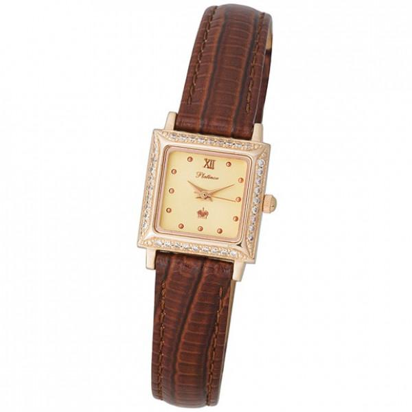 Женские золотые часы «Джулия» Арт.: 90256.416