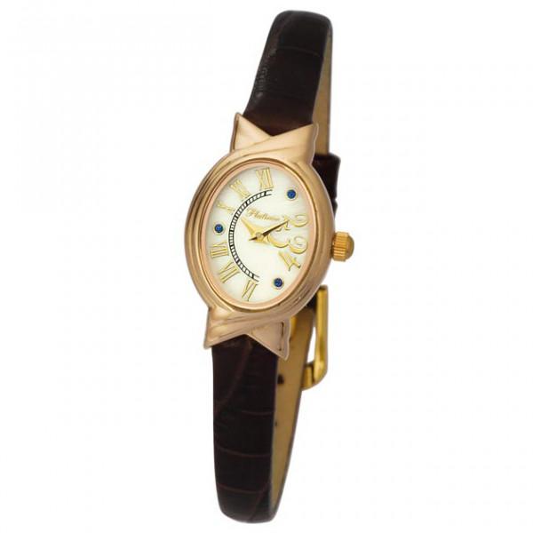 Женские золотые часы «Ассоль» Арт.: 90350.328