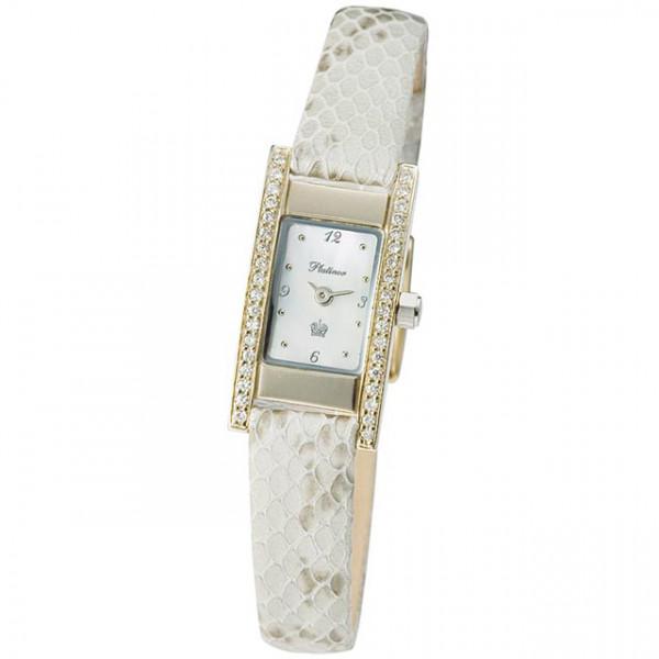 Женские золотые часы «Мадлен» Арт.: 90541.306