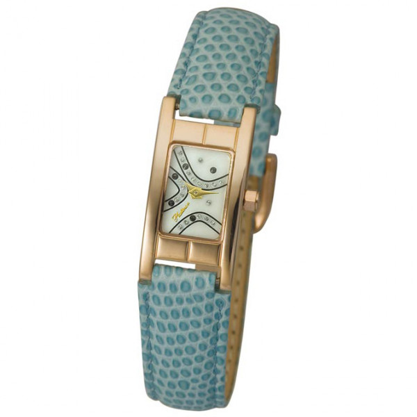 Женские золотые часы «Мадлен» Арт.: 90550.326