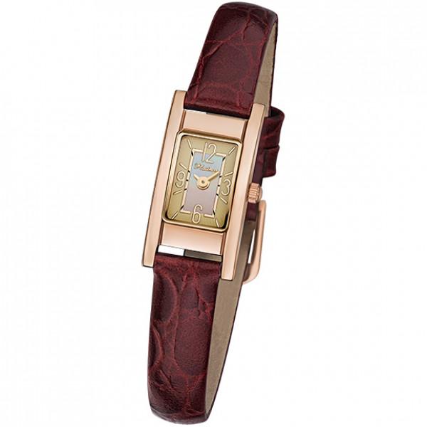 Женские золотые часы «Мадлен» Арт.: 90550.407