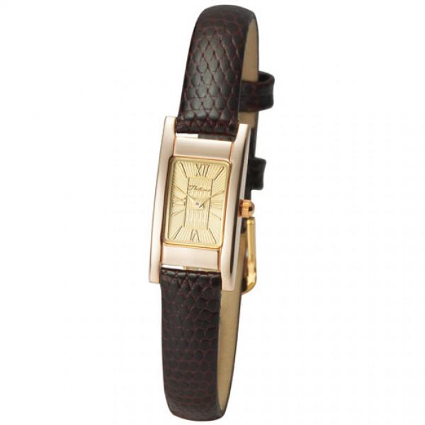 Женские золотые часы «Мадлен» Арт.: 90550.420