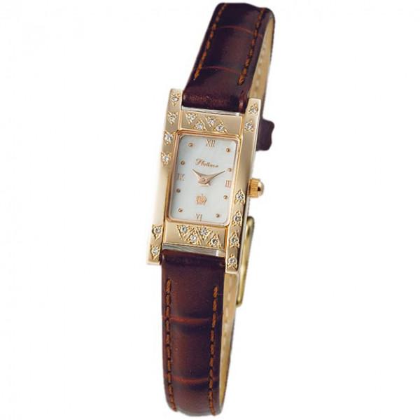 Женские золотые часы «Мадлен» Арт.: 90551А.316