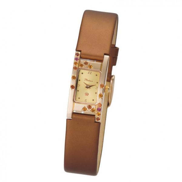 Женские золотые часы «Мадлен» Арт.: 90557.406
