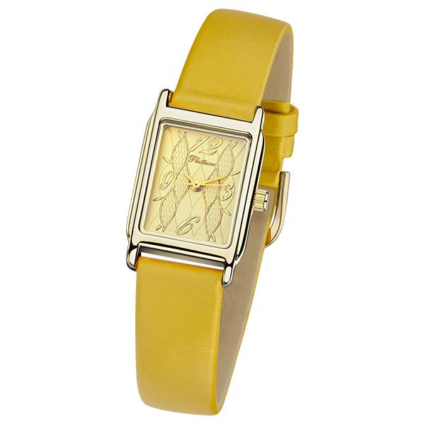 Женские золотые часы «Ирена» Арт.: 90750.832
