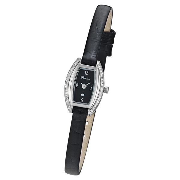 Женские серебряные часы «Снежана» Арт.: 91106.506