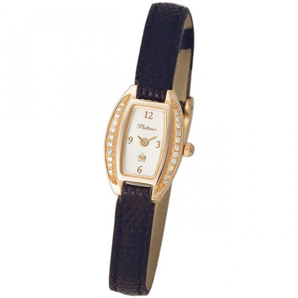 Женские золотые часы «Снежана» Арт.: 91151.206