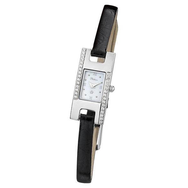 Женские серебряные часы «Северное сияние» Арт.: 91406-3.106