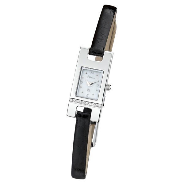 Женские серебряные часы «Северное сияние» Арт.: 91406.106