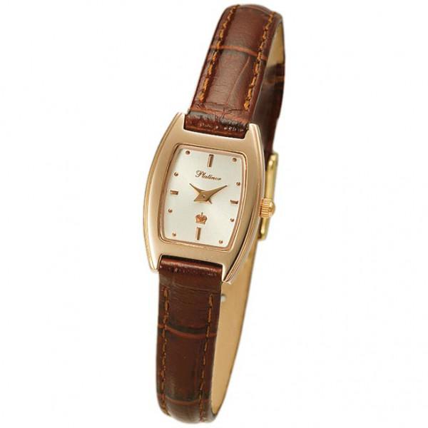 Женские золотые часы «Сандра» Арт.: 91550.201