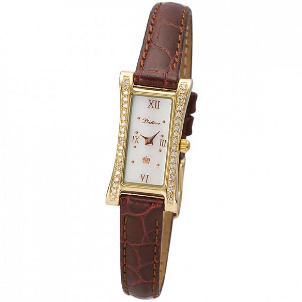 Женские золотые часы «Элизабет» Арт.: 91711.316