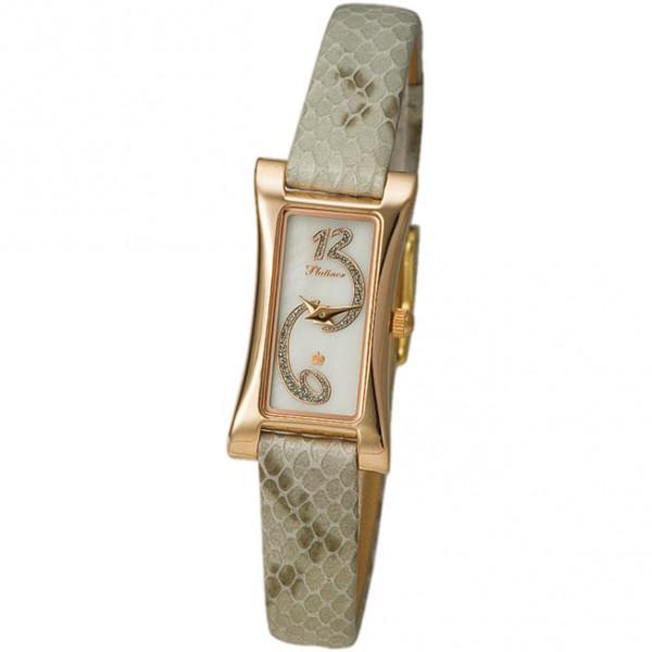 Женские золотые часы «Элизабет» Арт.: 91750.328