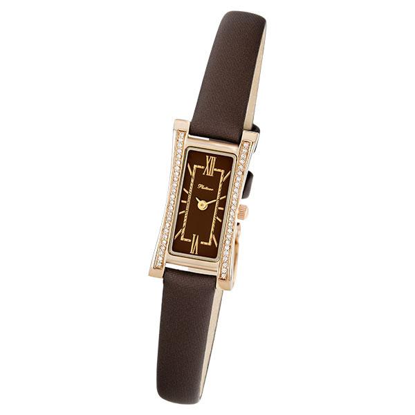 Женские золотые часы «Элизабет» Арт.: 91751.720