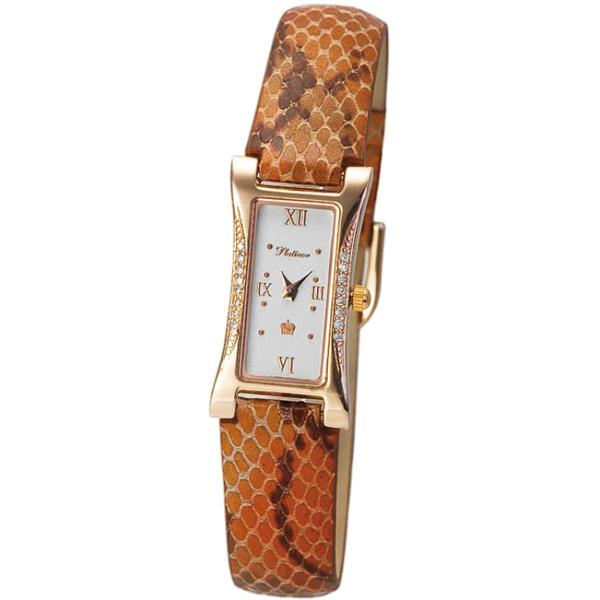 Женские золотые часы «Элизабет» Арт.: 91751А.116
