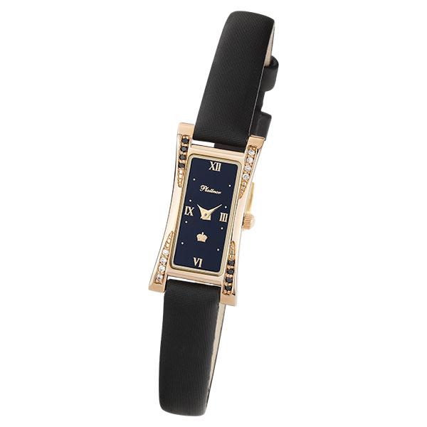 Женские золотые часы «Элизабет» Арт.: 91755A.516