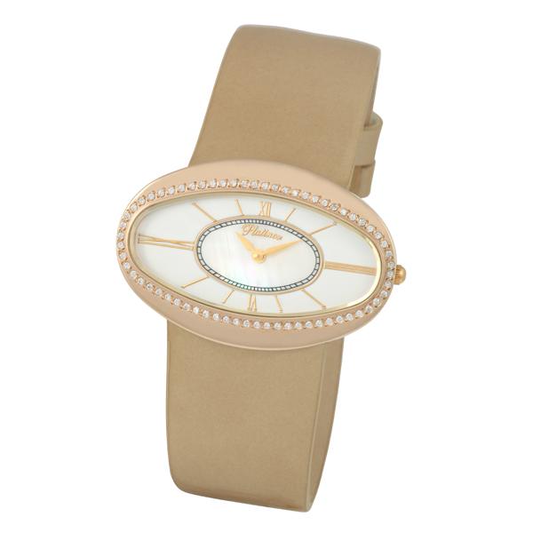 Женские золотые часы «Саманта» Арт.: 92656.317