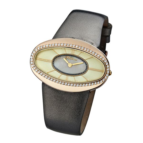 Женские золотые часы «Саманта» Арт.: 92656.417