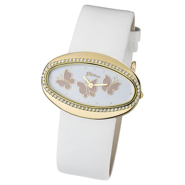 Женские золотые часы «Саманта» Арт.: 92666.355