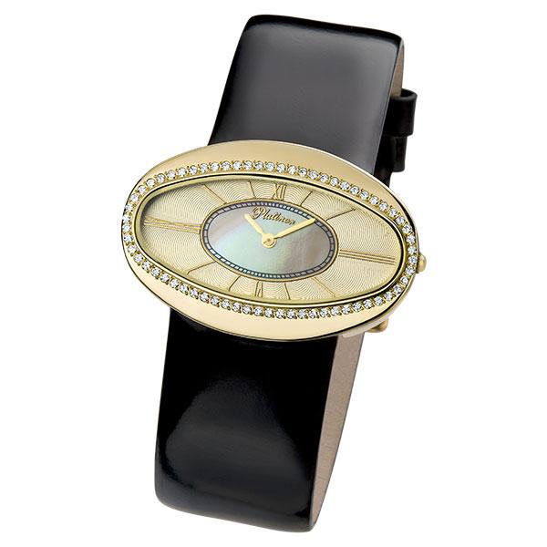 Женские золотые часы «Саманта» Арт.: 92666.417