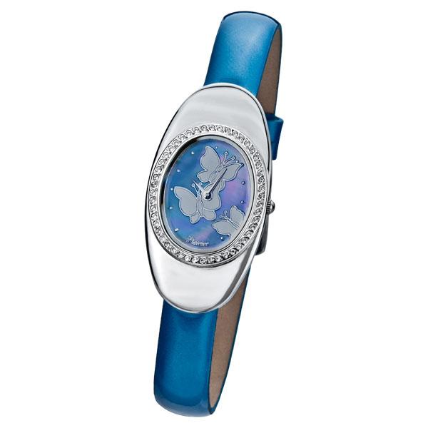 Женские серебряные часы «Аннабель» Арт.: 92706A.636