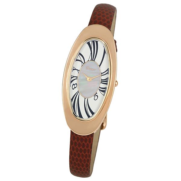 Женские золотые часы «Стефани» Арт.: 92850.117