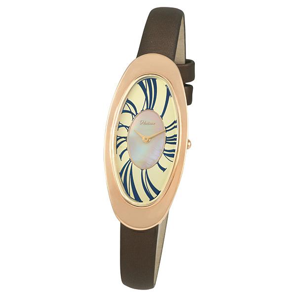 Женские золотые часы «Стефани» Арт.: 92850.417