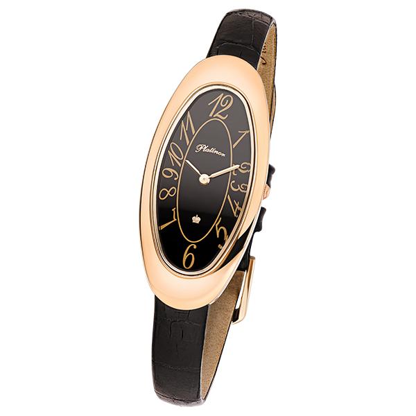 Женские золотые часы «Стефани» Арт.: 92850.505