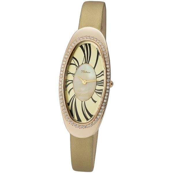 Женские золотые часы «Стефани» Арт.: 92856.417