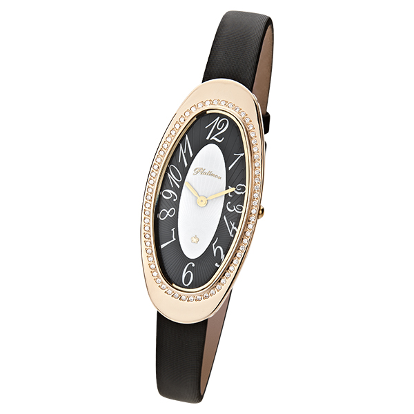 Женские золотые часы «Стефани» Арт.: 92856.510