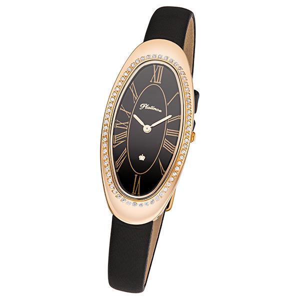 Женские золотые часы «Стефани» Арт.: 92856.515