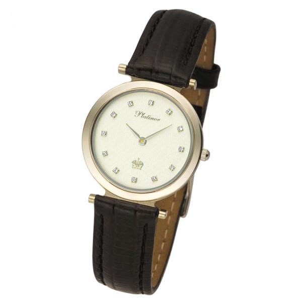 Женские золотые часы «Сабина» Арт.: 93240.202
