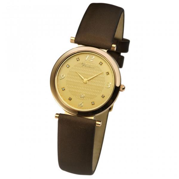 Женские золотые часы «Сабина» Арт.: 93250.412