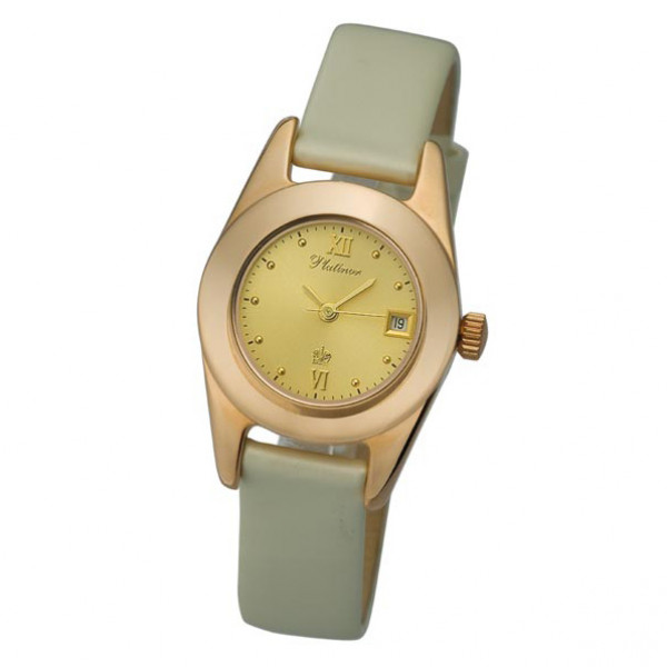 Женские золотые часы «Аркадия» Арт.: 93450.416