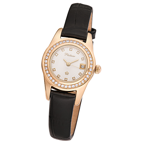 Женские золотые часы «Аркадия» Арт.: 93456.102