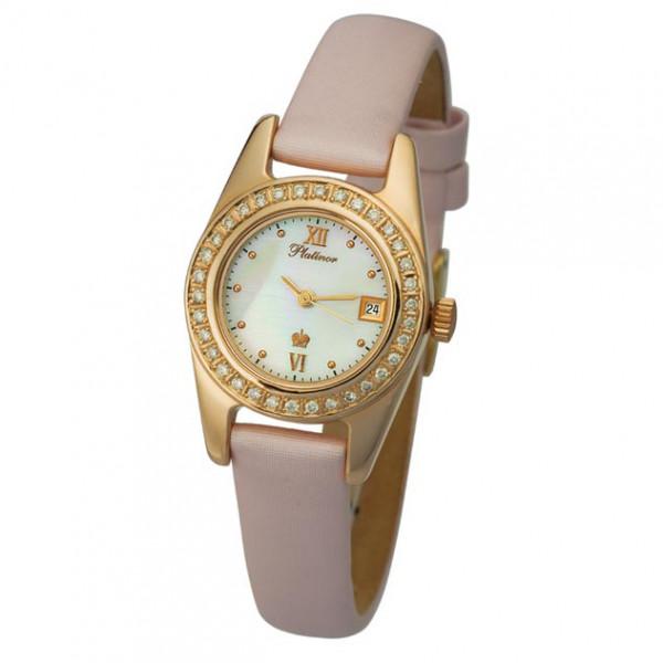 Женские золотые часы «Аркадия» Арт.: 93456.316