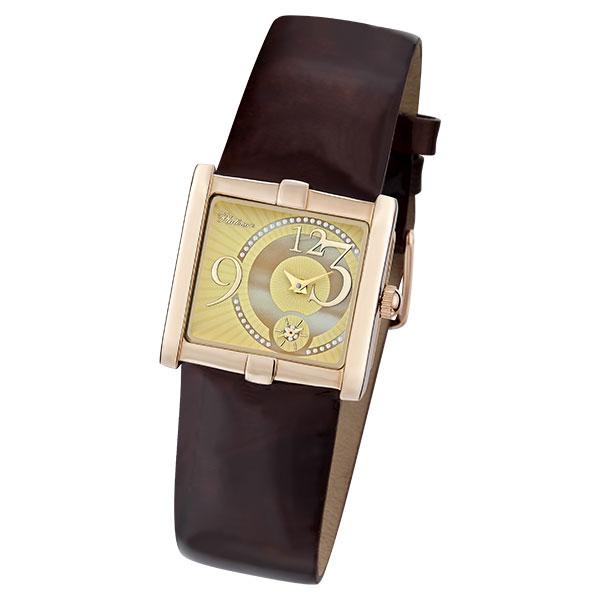 Женские золотые часы «Бритни» Арт.: 93550.432
